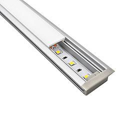 Perfil de aluminio para cinta led 2,7 x 1,1cm