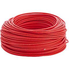 Cable libre de halógenos (H07Z1K) 2,5 mm2 50 m Rojo