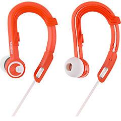 Audífono deportivo shq3305 naranja