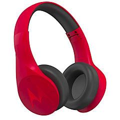 Audífonos Bluetooth Escape Rojo