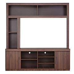 New home 192x45x182 cm nogal