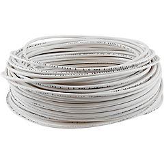 Cable libre de halógenos (H07Z1K) 2,5 mm2 50 m Blanco