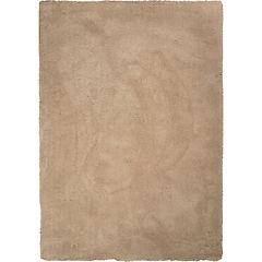 Alfombra Sherpa 200x290 cm beige