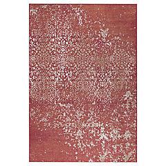 Alfombra kenia 160x235 cm rojo