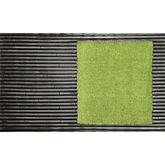Limpiapiés bari 45x75 cm menta