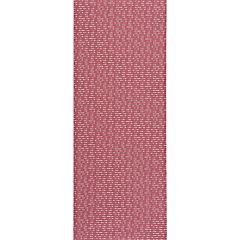 Alfombra cocina mat jacquard vilen 50x130 cm rojo