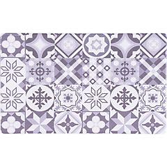 Limpiapiés cocina mosaico euterpe 45x75 cm