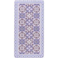 Limpiapiés cocina mosaico erato 45x75 cm