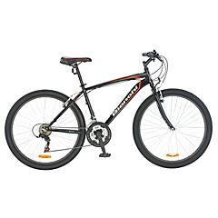 Bicicleta 26 pro st negro