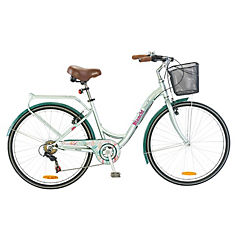 Bicicleta 26 street lady verde claro