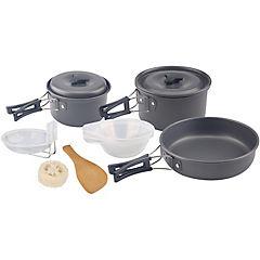 Set de ollas y utensilios