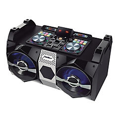 Sistema de sonido dual mixer rumble 75w rms