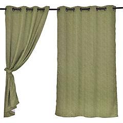 Set cortinas sunout 140x220 cm verde