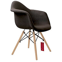 Pack de 2 sillas poltrona eames fabric odense