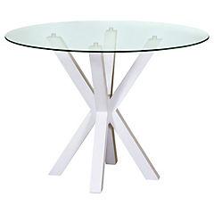 Mesa de comedor redonda 110x110 cm