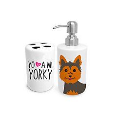 Set de baño yorky