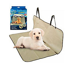 Funda protectora de asiento de autos para mascotas