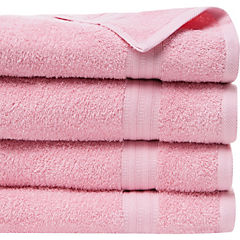 Toalla rosadosábana baño 76x160 cm