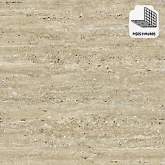 Porcelanato 60x60 cm trav. arena 1,44 m2