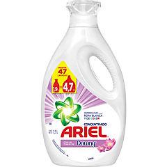 Ariel concentrado 1,9 litros con toque suavizante downy