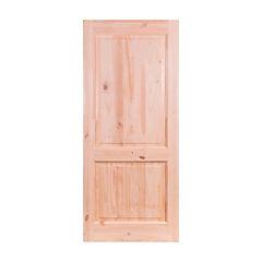 Puerta pino torino nudo 80x200 cm