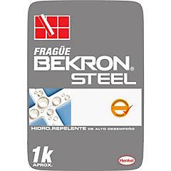 Frague steel 1 kg blanco