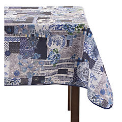 Mantel 160x160 cm blue
