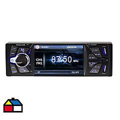 Radio para auto lcd 4