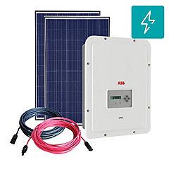 Kit solar fotovoltaico ongrid 5,0 Kw