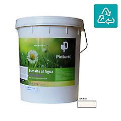 Esmalte al agua reciclado satin café arena 5g