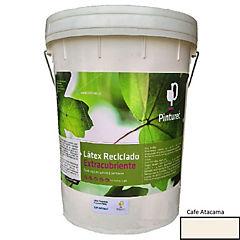 Látex reciclado extracubriente café atacama 5g