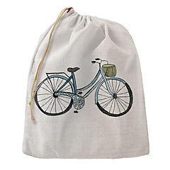 Bolsa lino bicicleta