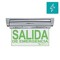 Señalética de emergencia salida de emergencia