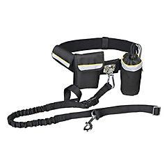 Cinturón canicroos hasta 40 kg negro