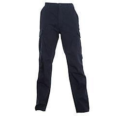 Pantalón cargo gabardina T/C azul marino 42
