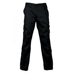 Pantalón cargo twill negro XL