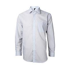 Camisa trevira fantasía manga larga diseño 12 48