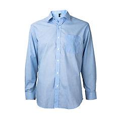 Camisa trevira fantasía manga larga diseño 3 48