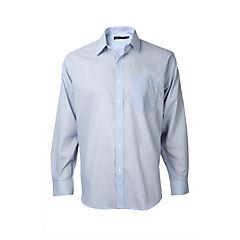 Camisa trevira manga larga blanco 43