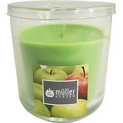 Velón aroma manzana 6,5x7cm