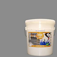 Pintura para piso base agua 4 gl gris