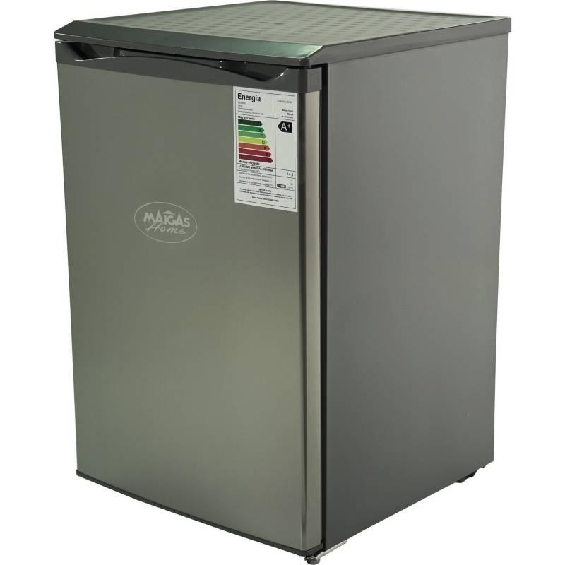 MAIGAS - Freezer vertical 86 litros gris
