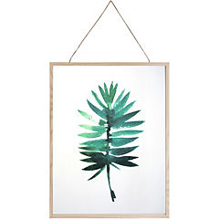 Cuadro colgante plantas 30x40 cm