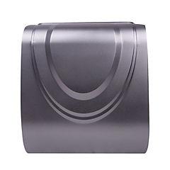 Dispensador papel higiénico mini gris