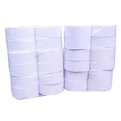 Pack papel higiénico jumbo blue 500 metros 4 un
