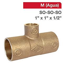 Tee SO-SO-SO bronce 1