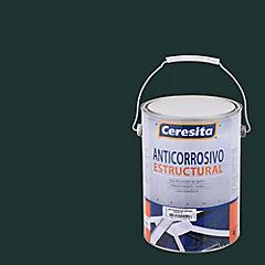 Anticorrosivo estructural opaco 1 gl Verde