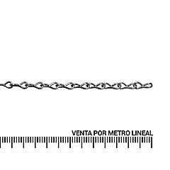 Cadena decorativa 2,8 mm