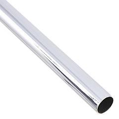 Tubo para cortina metal 12 mm 2 m