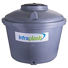 Estanque vertical polietileno 650 l infraplast 524581 for Estanque para agua de 1000 litros